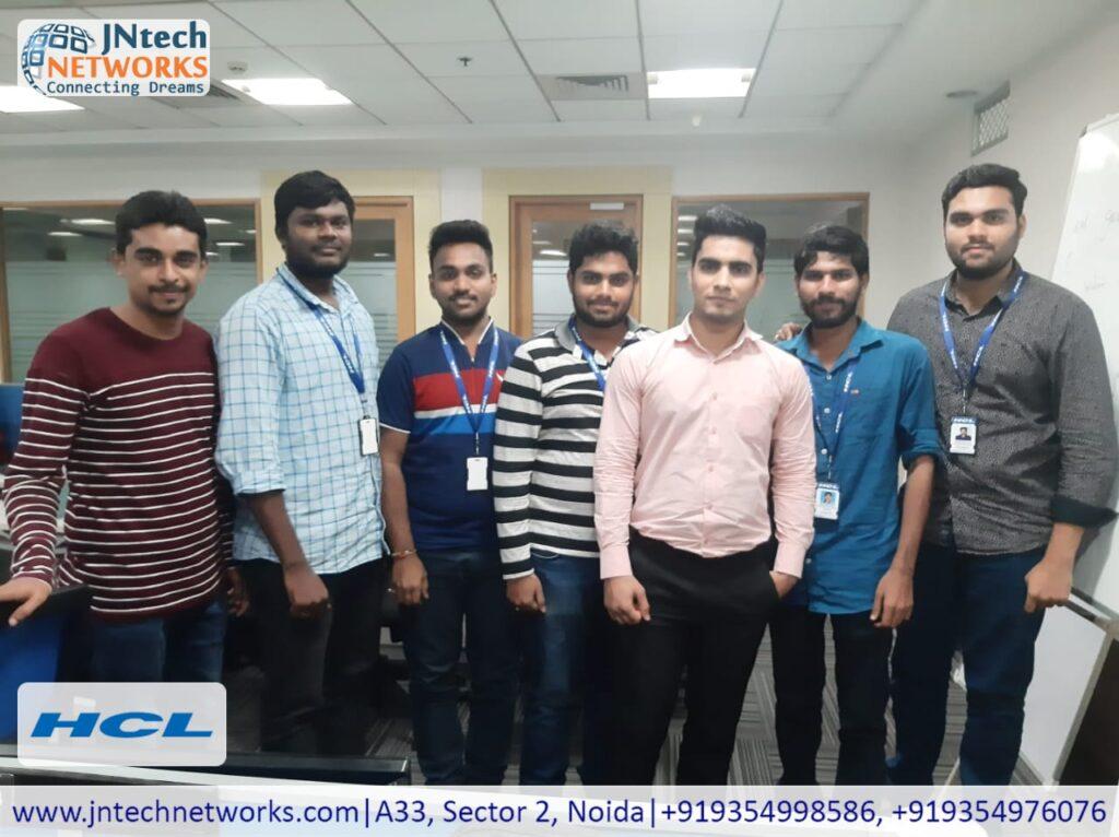 Neeraj_kamboj_at_HCL_Technologies_Chennai