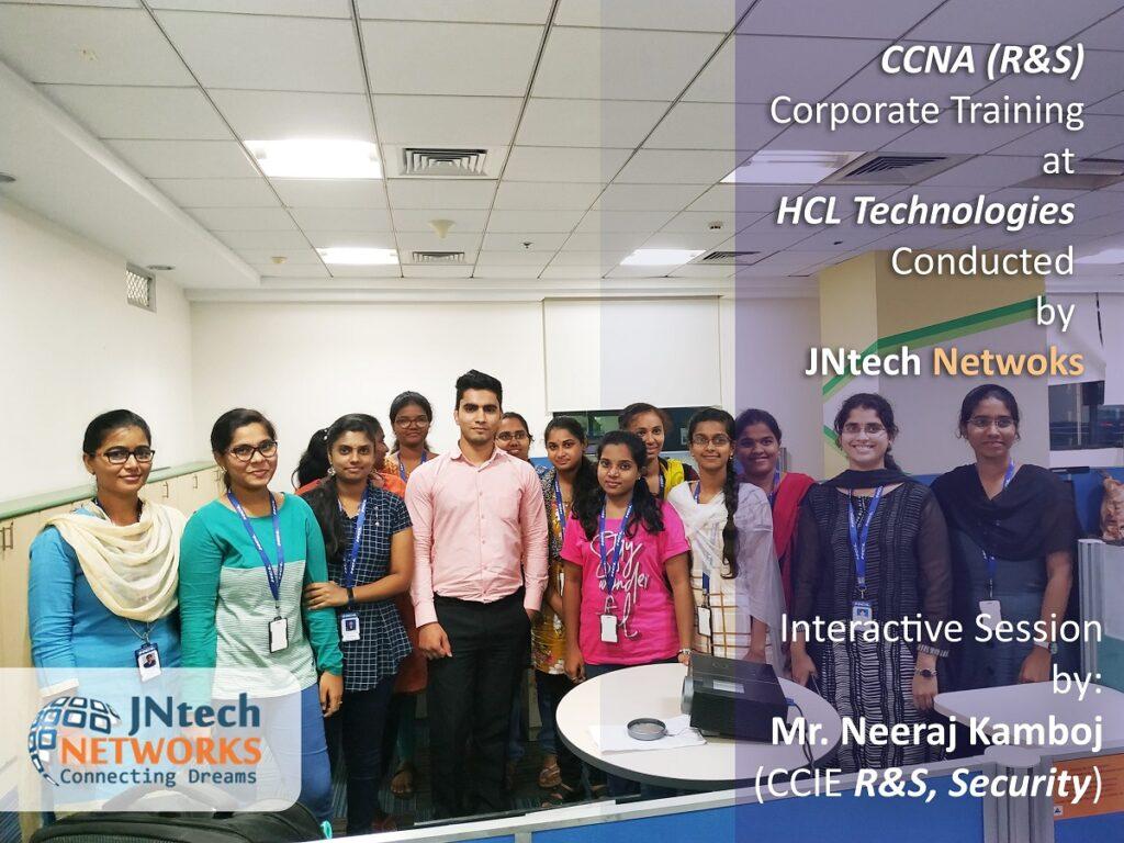 Neeraj_Kamboj_CCIE_at_HCL_Chennai_from_JNtech_Networks