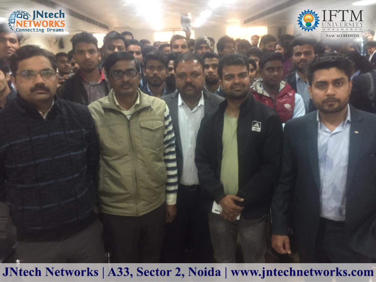 JNtech_Networks_at_IFTM_Moradabad